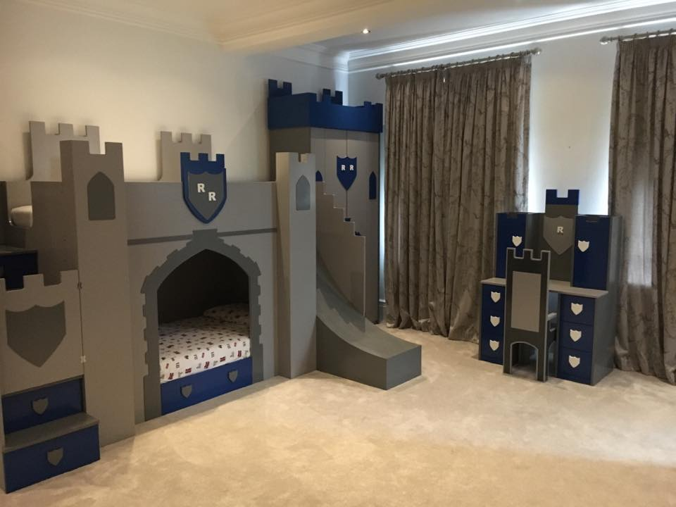 bespoke childrens beds