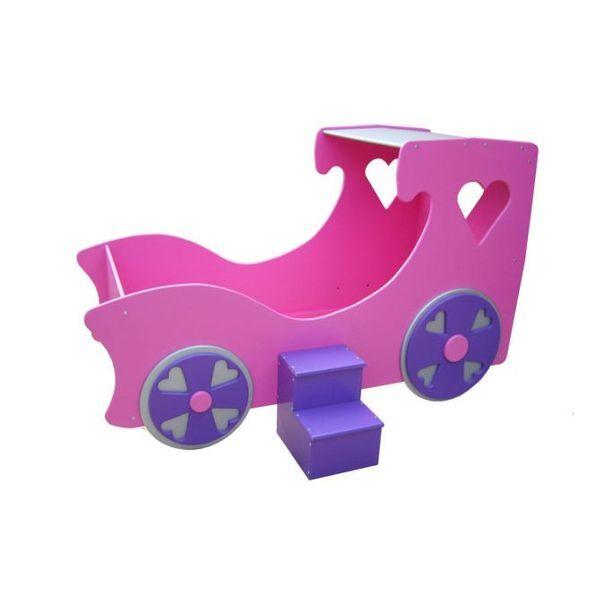 Princess sleigh carriage