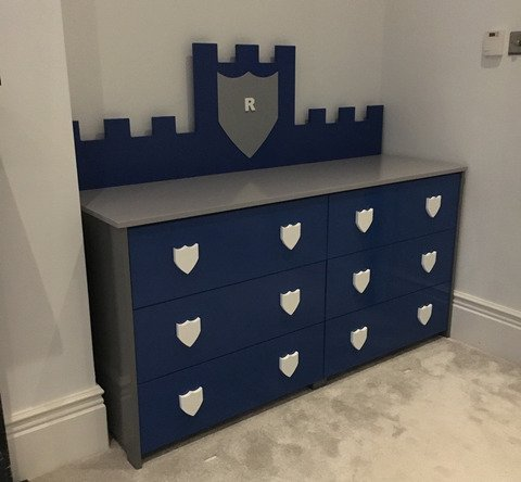 Complete the look of your child's bedroom