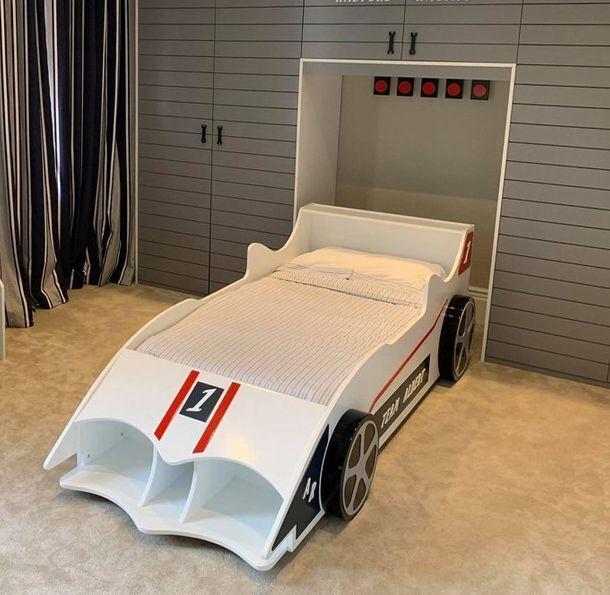 Racing Car Bedroom
